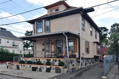 Providence RI Single Family Home For Sale: $215,000
