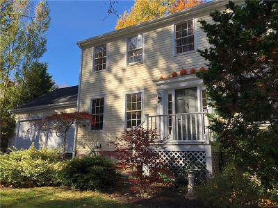 Bristol County Single Family Home For Sale: 29 Smith St