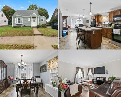 Pawtucket Single Family Home For Sale: 33 2nd St