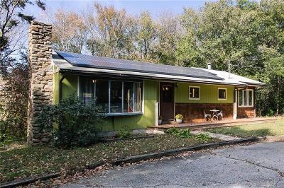 Kent County Single Family Home For Sale: 4689 Flat River Rd