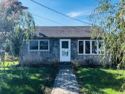 Portsmouth Single Family Home For Sale: 206 Bristol Ferry Rd