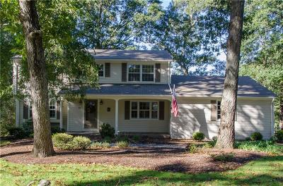 Warwick Single Family Home For Sale: 55 Hedgerow Dr