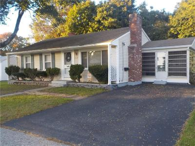 Woonsocket Single Family Home For Sale: 212 Patton Rd