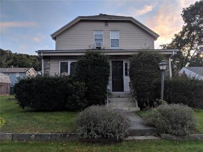 Woonsocket Single Family Home For Sale: 173 Oregon Av