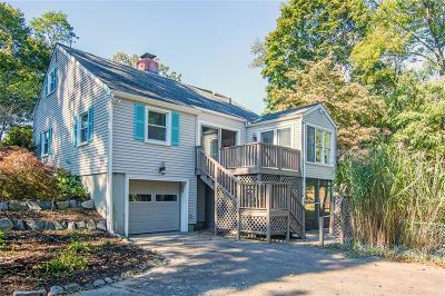 North Kingstown Single Family Home Act Und Contract: 57 Thomas St