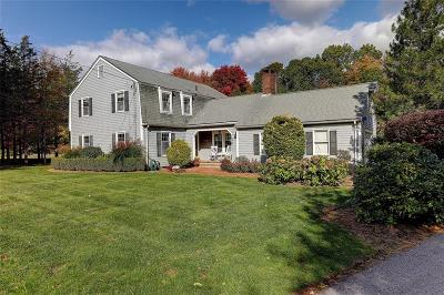 Scituate Single Family Home For Sale: 35 Peeptoad Rd