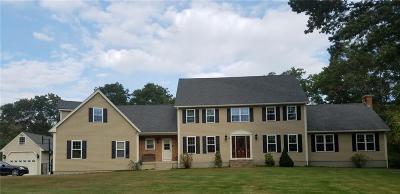 North Smithfield Single Family Home For Sale: 24 24 Indigo Farm Rd