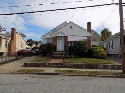 Providence RI Single Family Home For Sale: $169,900