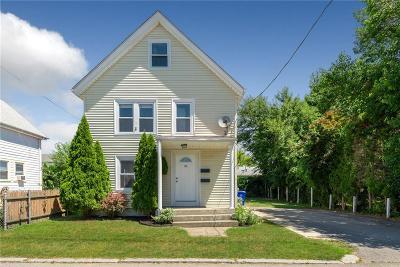 East Providence Single Family Home For Sale: 66 Woodward Av