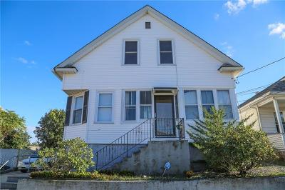 Providence RI Multi Family Home For Sale: $259,000