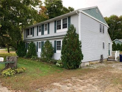 North Kingstown Multi Family Home For Sale: 55 Lafayette Rd