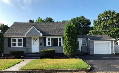 Kent County Single Family Home For Sale: 16 Wood St