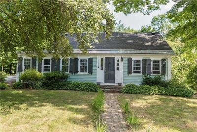 North Smithfield Single Family Home For Sale: 470 Buxton St