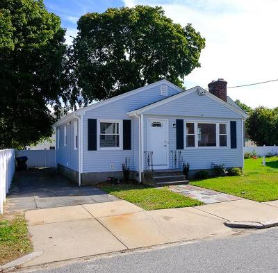 Providence RI Single Family Home For Sale: $209,900