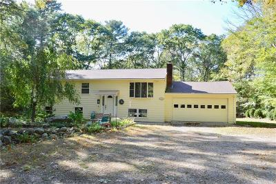 West Greenwich Single Family Home For Sale: 119 Victory Hwy