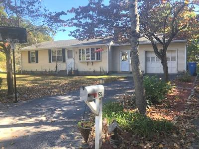 Cumberland Single Family Home For Sale: 55 Summit Rd