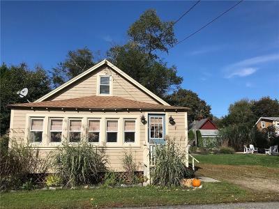 South Kingstown Single Family Home For Sale: 10 Kingston Av