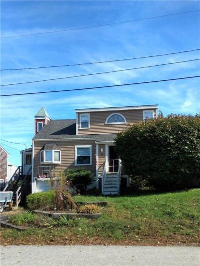 Portsmouth Single Family Home For Sale: 91 Easton Av