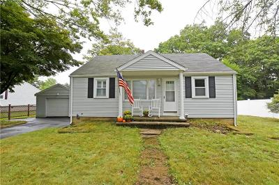 Tiverton Single Family Home For Sale: 189 Fish Rd