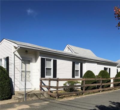 Cranston Single Family Home For Sale: 38 Woodland Av