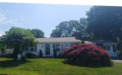 East Providence Single Family Home For Sale: 62 Colony Rd