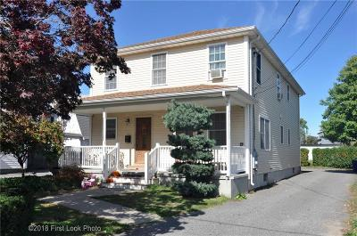 Pawtucket Multi Family Home For Sale: 22 Aiken St