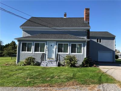 Newport County Single Family Home For Sale: 462 Aquidneck Av