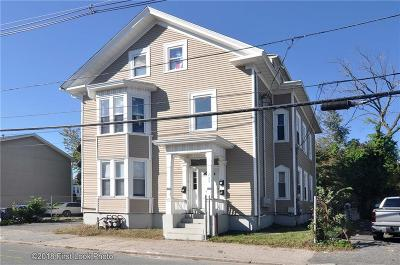 Providence Multi Family Home For Sale: 245 Bucklin St