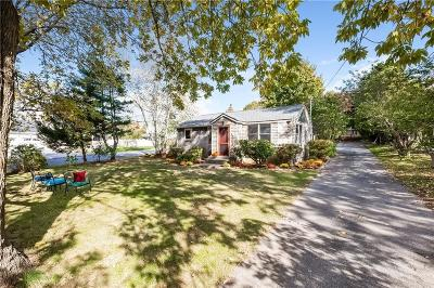 Middletown Single Family Home Act Und Contract: 146 Wolcott Av