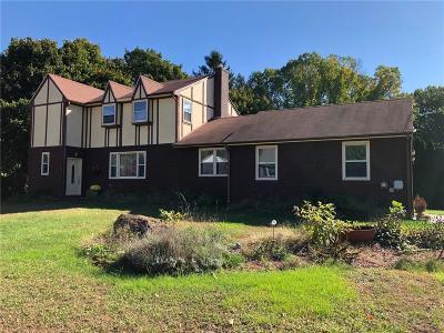 Smithfield Single Family Home For Sale: 1 Apricot Lane