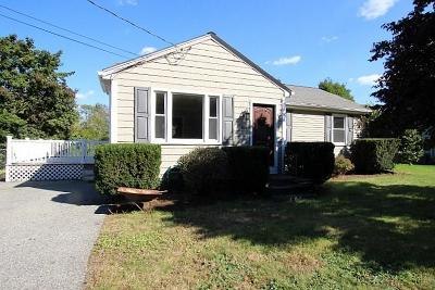 Lincoln Single Family Home For Sale: 481 River Rd
