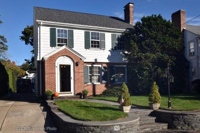 Warwick Single Family Home For Sale: 92 Yale Av