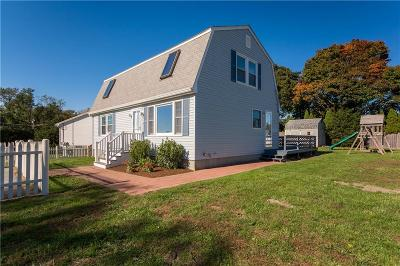 Portsmouth Single Family Home Act Und Contract: 48 Oakdale Av