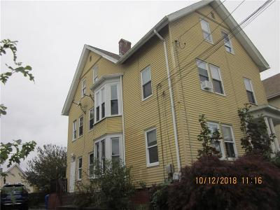 East Providence Multi Family Home For Sale: 122 - 124 Walnut St