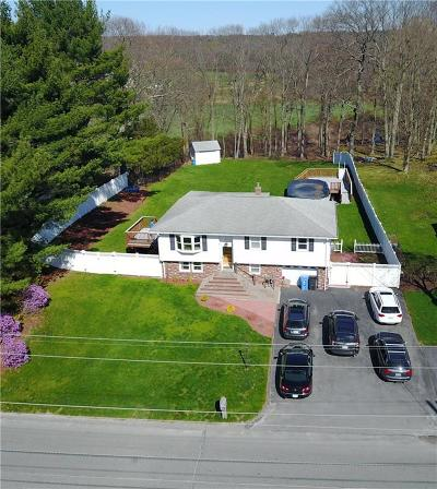 Cumberland RI Single Family Home For Sale: $349,900