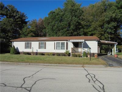 Coventry Single Family Home For Sale: 13 Lane F Lane
