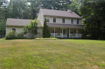 Glocester Single Family Home For Sale: 252 Joe Sarle Rd