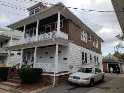 Cranston Multi Family Home For Sale: 342 Union Av