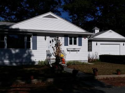 Providence RI Single Family Home For Sale: $274,900