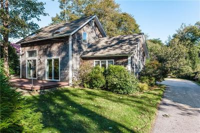 South Kingstown Single Family Home Act Und Contract: 49 Allen Av