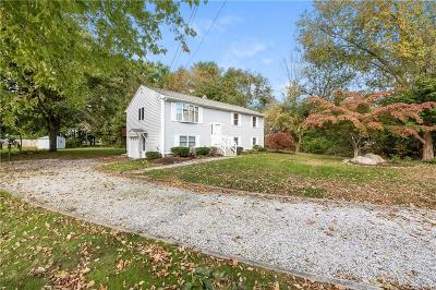 North Kingstown Single Family Home Act Und Contract: 35 Baker Wy