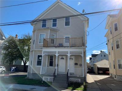 Providence Multi Family Home Act Und Contract: 116 Clarence St