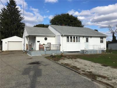 Tiverton Single Family Home For Sale: 378 Hooper St