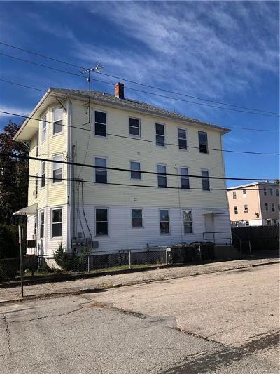 North Providence Multi Family Home For Sale: 131 Vincent Av