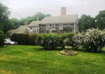 Little Compton Single Family Home For Sale: 34 John Sisson Rd