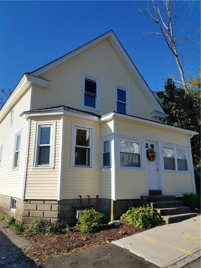 Cranston Multi Family Home For Sale: 8 Chestnut Hill Av