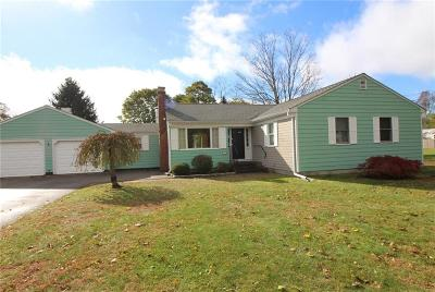 Middletown Single Family Home Act Und Contract: 26 Ward Av