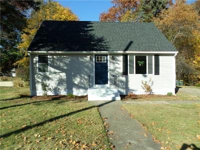 Smithfield Single Family Home Act Und Contract: 32 Spencer Rd