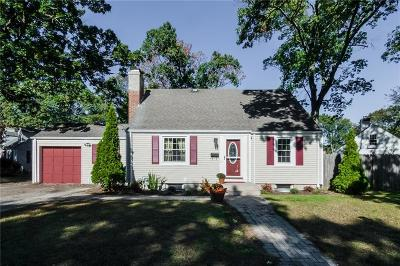 Single Family Home Sold: 11 Brewster Drive