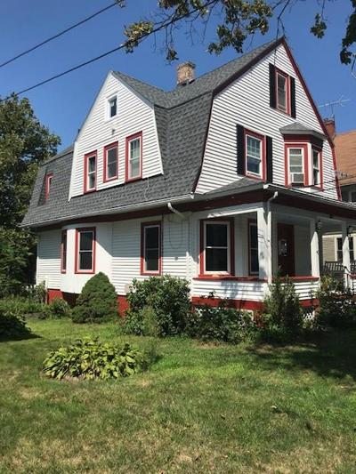 Edgewood Single Family Home For Sale: 127 Massasoit Av